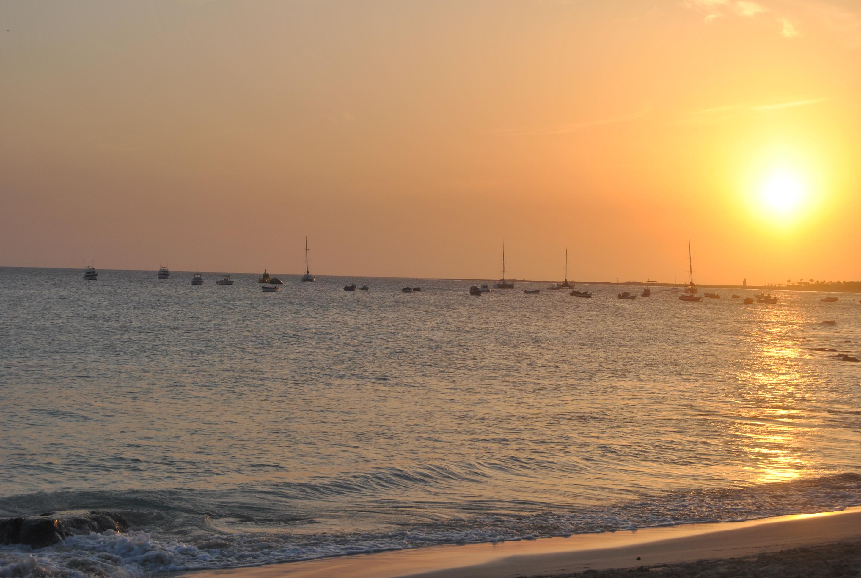 Solen och havet