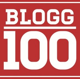 Blogg100 - Ett inlägg om dagen i 100 dagar